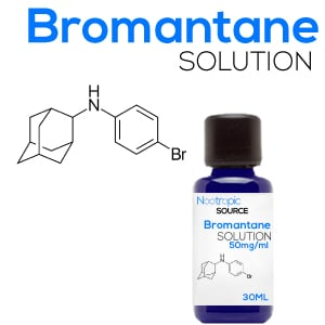 Bromantane 50mg x 30ml