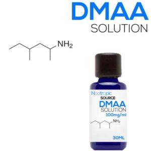 DMAA 100mg x 30ml