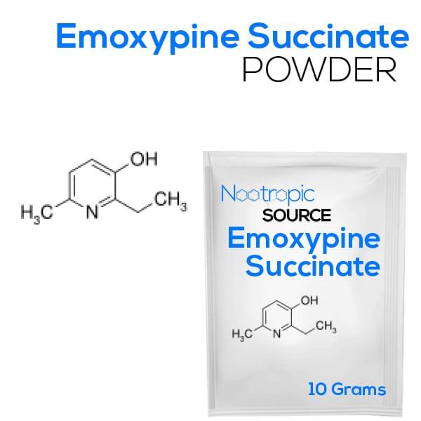 emoxypine succinate