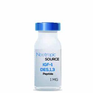 IGF-1 DES, 1, 3 Peptide