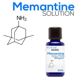 Memantine 20mg x 30ml