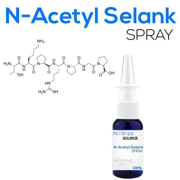 N-Acetyl Selank Spray
