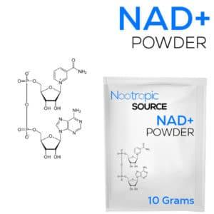 NAD+ (Nicotinamide Adenine Dinucleotide)