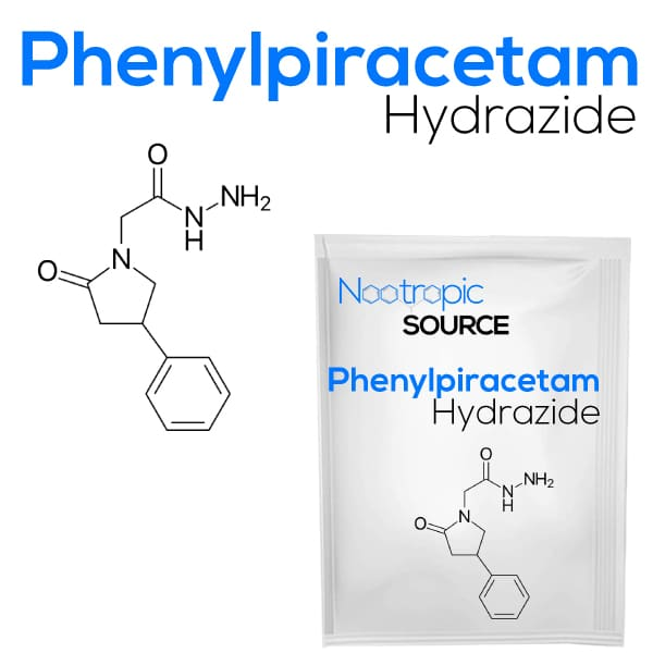 Hydrazide enzyme reaction