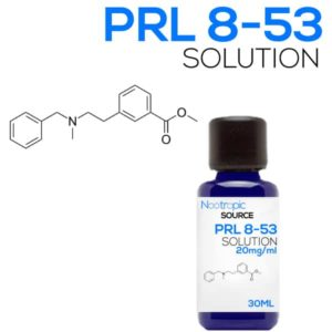 PRL 8-53 20mg x 30ml