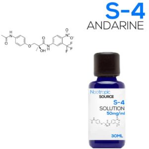 S-4 Andarine 50mg x 30ml