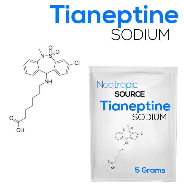 Buy tianeptine sodium powder