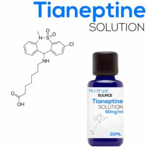 Tianeptine 50mg x 30ml