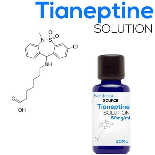 Tianeptine Overdose