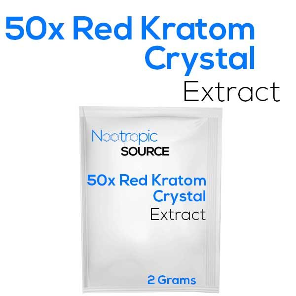 buy-50x-red-kratom-crystal-extract-powder-2-grams-Nootropic-Source