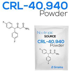 CRL-40,940 Flmodafinil 99.9%