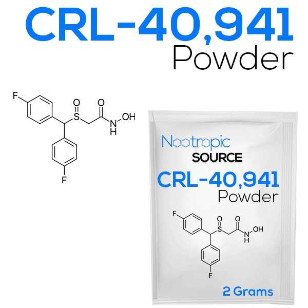 CRL 40,940 flmodafinil