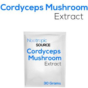 Cordyceps Mushroom Extract Powder Whole Fruiting Body