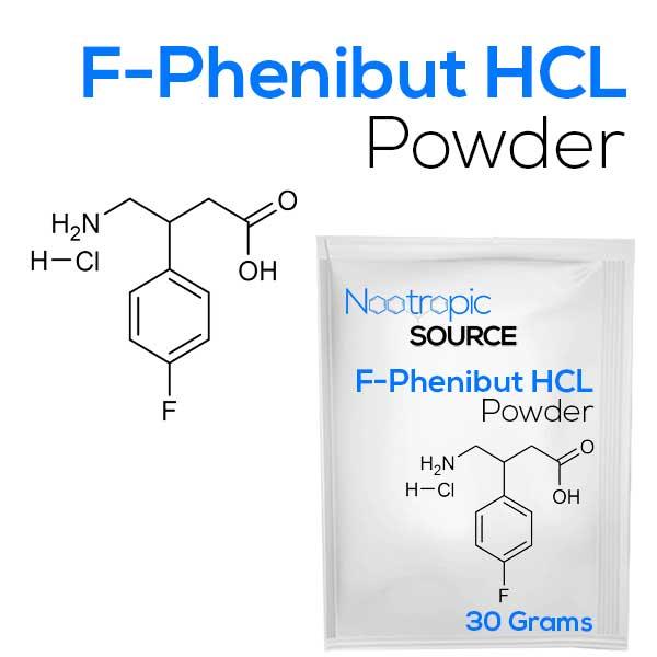 f phenibut hcl