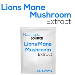 Lion's Mane Mushroom Extract Powder