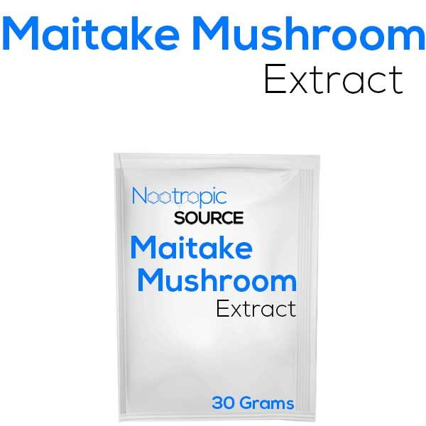 buy-maitake-mushroom-extract-30-grams-Nootropic-Source