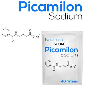 Picamilon Sodium Powder