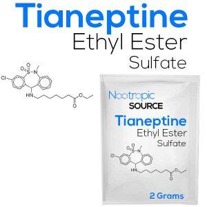 Tianeptine Ethyl Ester Sulfate Powder