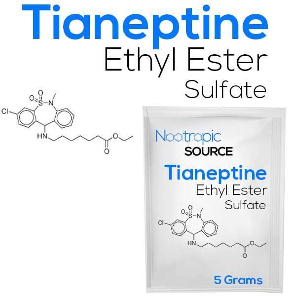 tianeptine ethyl ester sulfate