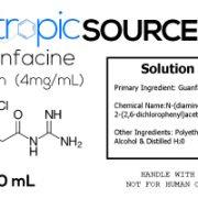 guanfacine label
