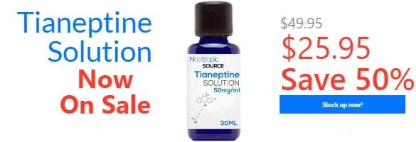 tianeptine solution