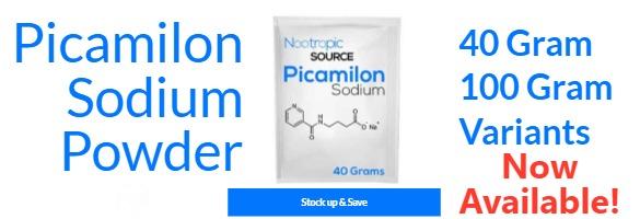 picamilon sodium powder