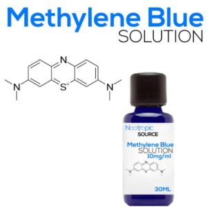 Methylene Blue 10mg x 30ml