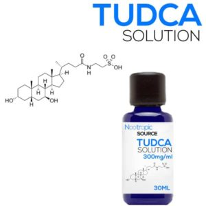 TUDCA Sodium Salt 300mg x 30ml
